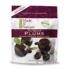 Made in Nature - Organic Dried Plums, 6oz