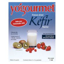 Yogourmet Freeze-Dried Kefir Starter 5g (Single Pack)