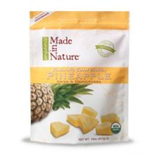Made in Nature - Organic Dried Pineapple, 3oz
