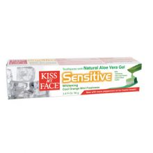 KISS MY FACE  Sensitive Toothpaste, 3.4 oz