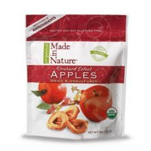 Made in Nature - Organic Dried Apple, 3oz