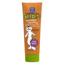 KISS MY FACE Berry Smart Flouride Free Toothpaste, 4 oz