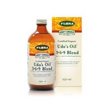 Flora, Udo's Oil™ 369 Blend 250 ml