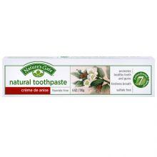 Nature's Gate 無氟天然牙膏 - 茴香味 6 oz (170 g)