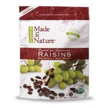 Made in Nature - Organic Dried Raisins, 6oz