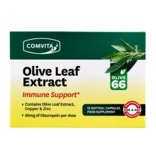 Comvita Olive Leaf Immune Support 15 Day Capsules (15 caps)