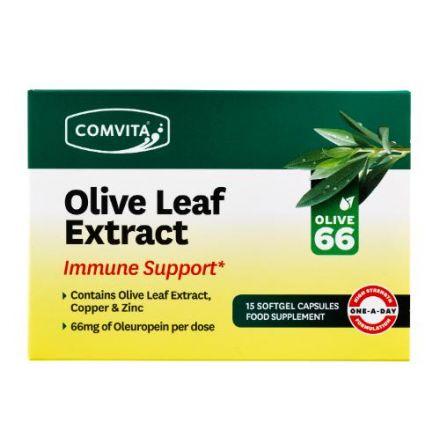 Comvita Olive Leaf Immune Support 15 Day Capsules (15 caps)