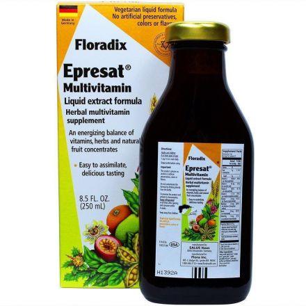 Floradix Epresat 多种维生素液态配方 250ml