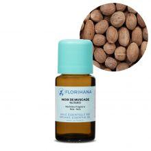 Florihana, Organic Nutmeg Essential Oil, 15g