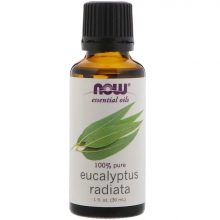 Now Foods, Essential Oils, Eucalyptus Radiata 30ml