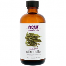 Now Foods Citronella Essential Oil 118ml