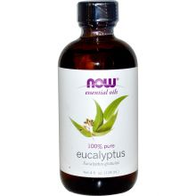 Now Foods Eucalyptus Essential Oil 118ml