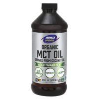 Now Foods Organic MCT Oil - 16 fl oz
