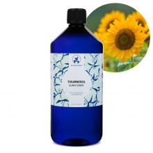 Florihana, Organic Sunflower Oil, 1000ml