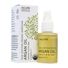 Acure,  有機認證摩洛哥堅果油, 1 oz (30 ml)