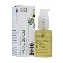 Acure,  有機認證緊膚精華, 1 oz (30 ml)