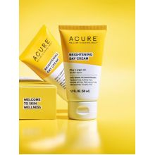 Acure, BRIGHTENING DAY CREAM, 50ml