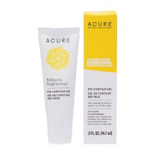 Acure, BRIGHTENING EYE CONTOUR GEL, 14.7ml