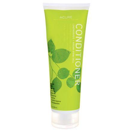 Acure, 檸檬草+堅果幹細胞護髮素, 8 fl oz