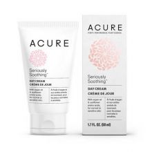 Acure, SERIOUSLY SOOTHING™ 敏感肌肤面霜, 50ml