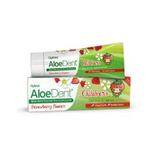 AloeDent, children's strawberry toothpaste, 50ml