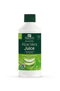 Aloe Pura, Aloe Vera Juice Maximum Strength, 1 Litre