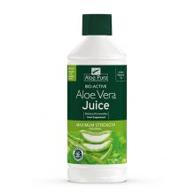 Aloe Pura, Aloe Vera Juice Maximum Strength, 1 Litre