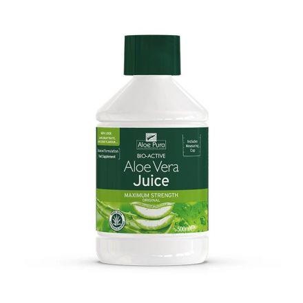 Aloe Pura, 強效蘆薈汁, 500ml