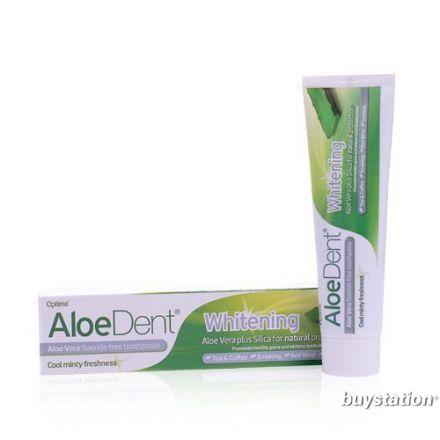 AloeDent  Whitening Aloe Vera Toothpaste,100ml