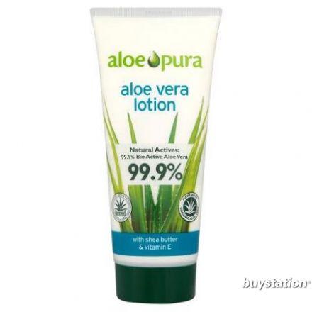 Aloe Pura, Aloe Vera Lotion 200ml