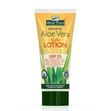 Aloe Pura, 蘆薈防曬乳液SPF25, 200ml