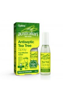 Optima, Australian Tea Tree Antiseptic Tea Tree Spray, 30ml