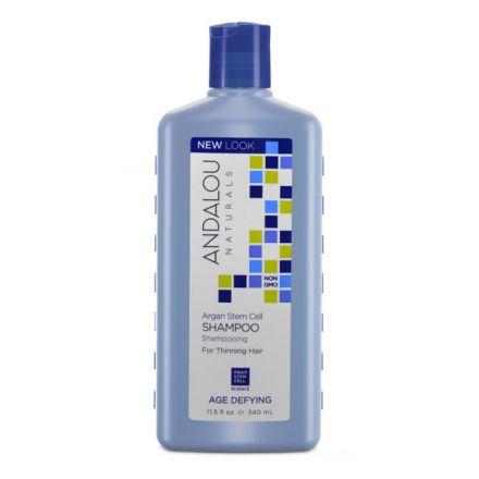 Andalou Naturals, 摩洛哥堅果幹細胞洗髮水, 340ml