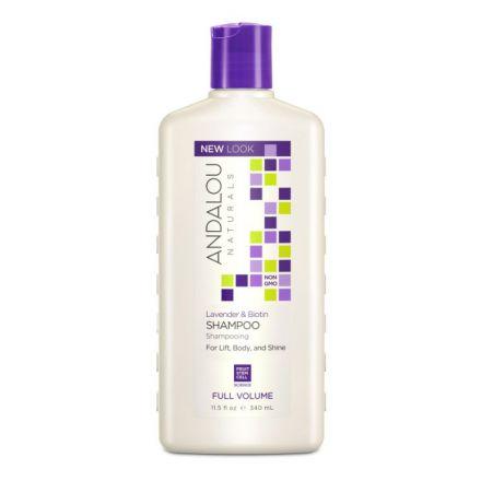 Andalou Naturals, 薰衣草及生物素洗髮水, 340ml