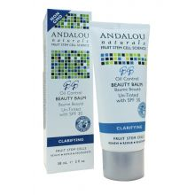Andalou Naturals, 控油 防曬BB霜, SPF 30, 2 fl oz
