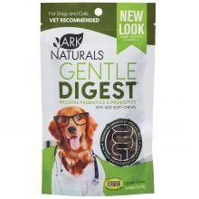 Ark Naturals, Gentle Digest, 貓狗益生素+益生菌 120 粒軟咀嚼片