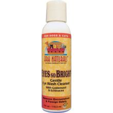 Ark Naturals, Eyes so Bright, 溫和眼部清潔液, 4 fl oz (118.3 ml)