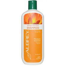 Aubrey Honeysuckle Rose Shampoo, Moisture Intensive, Dry, 11 fl oz (325 ml)