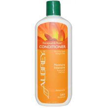 Aubrey Honeysuckle Rose Conditioner, Moisture Intensive, Dry, 11 fl oz (325 ml)