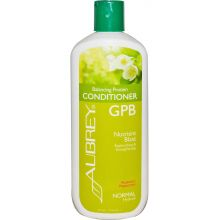 Aubrey GPB Balancing Protein Conditioner, Rosemary Peppermint - Normal, 11oz (325ml)