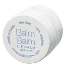 Balm Balm 100% Organic Lip Balm - Tea Tree 7ml