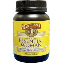 Barlean's, The Essential Woman 女士配方油膠囊, 1000 mg, 120 粒