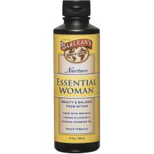 Barlean's 巴宁 Nurture The Essential Woman 女士配方油, 12 fl oz (350 ml)