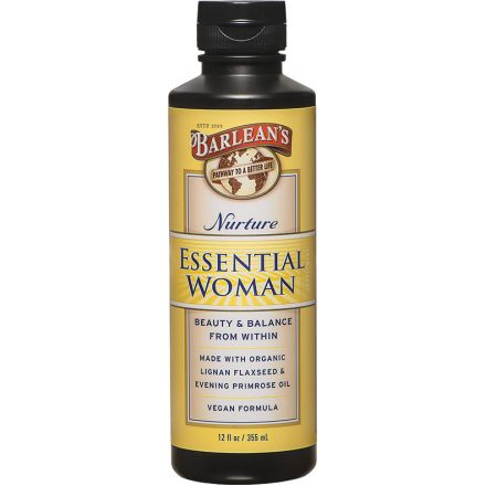 Barlean's, Nurture The Essential Woman 女士配方油, 12 fl oz (350 ml)
