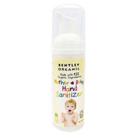 Bentley Organic 有機母親嬰兒洗手液 (不含酒精),  50ml