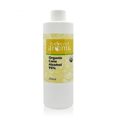 Beyond Aroma, Organic Cane Alcohol 95% (Ethanol), 250ml
