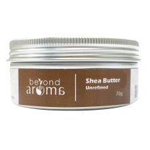 Beyond Aroma, Shea Butter (unrefined), 70g