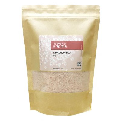 Beyond Aroma, Himalayan Bath Salt, 1 kg