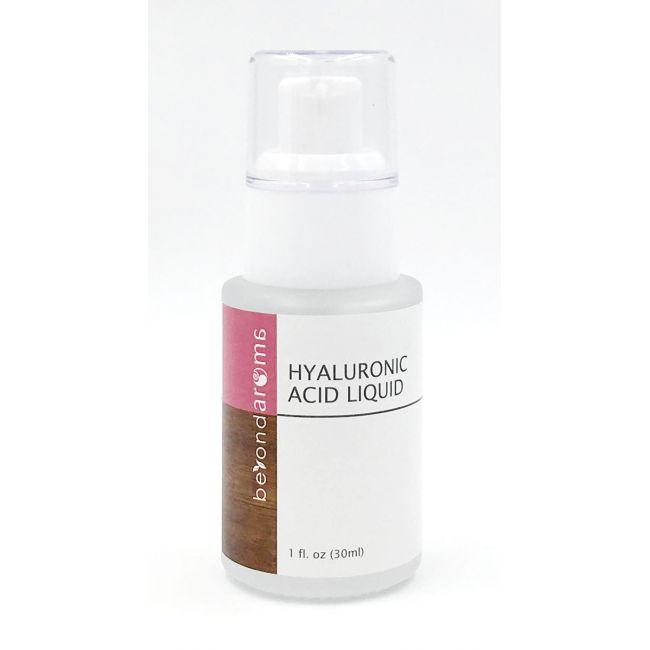 Beyond Aroma, Hyaluronic Acid 1% Liquid, 30ml