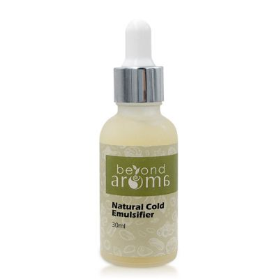 Beyond Aroma, Natural Cold Emulsifier, 30ml